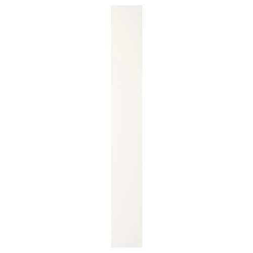 Puerta FORSAND 25 x 229 cm blanco