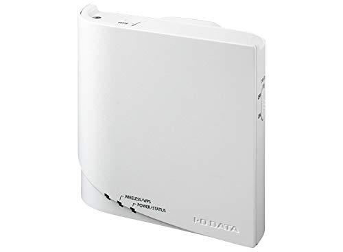 I-O DATA Wi-Fi メッシュ子機 Wi-Fi中継機 ac1200 867+400Mbps コンセント直付け 返金保証 WN-DX1300EXP
