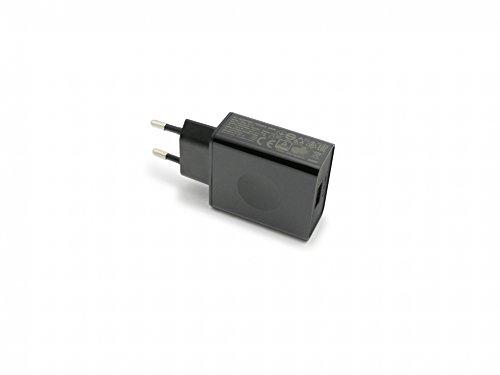 Lenovo Cargador USB 24 vatios EU wallplug Original para la série Yoga Book YB1-X90F (ZA0V)