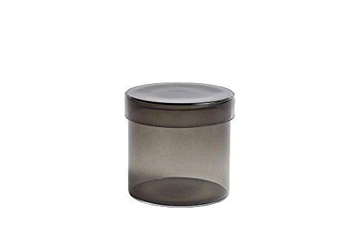 HAY - Container Aufbewahrungsglas - Grey - L