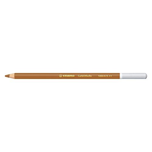Stabilo Carbothello Pastel Pencil, Dark Ochre