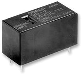 OMRON ELECTRONIC COMPONENTS G2RL-1-E-CF-DC24 POWER RELAY, SPDT, 24VDC, 16A, PC BOARD (1 piece)