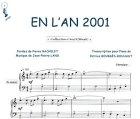 Partition : En l\'an 2001 - Piano et paroles