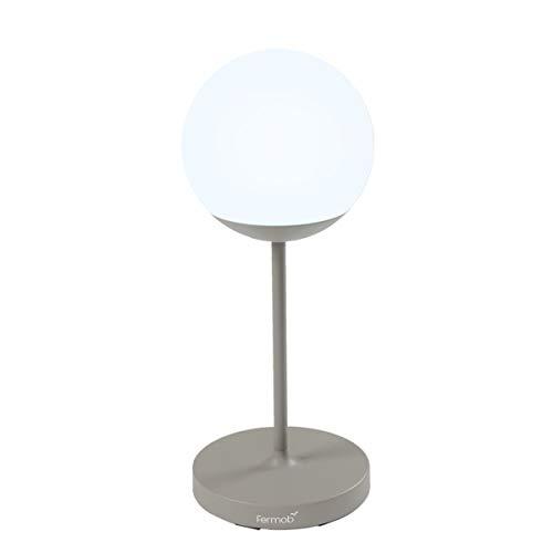 Fermob Unisex– Erwachsene Mooon Lampe, Muskat, 63 x 25 cm