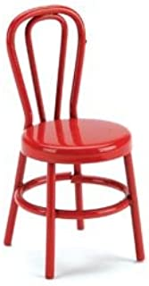 Darice Bulk Buy Timeless Miniatures Metal Chair 2300-05 (6-Pack)