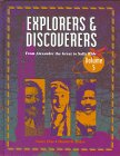 Explorers & Discoverers 0787619906 Book Cover