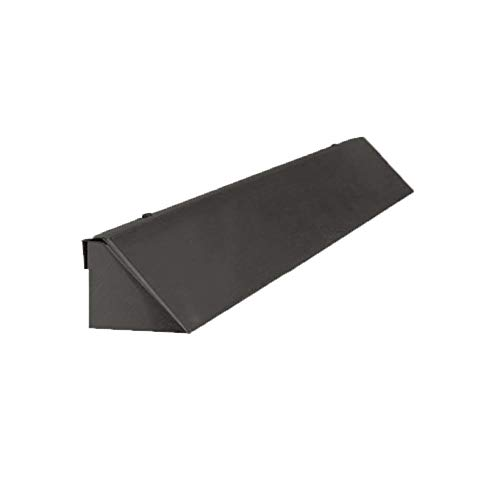 Empire Comfort Systems VB4H36BL Extended 36' Fireplace Hood - Matte Black