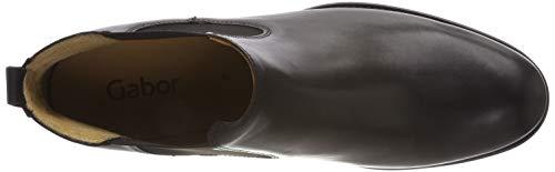Gabor Shoes Damen Fashion Chelsea Boots, Schwarz - 5