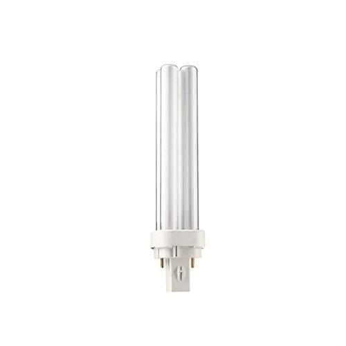 Philips Lighting Iluminación de interior 2 Clavijas, W, Blanco, (G24d3) 26 W/840-Blanco