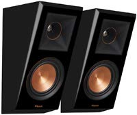 Great Deal! Klipsch RP-500SA Dolby Atmos Surround Sound Speakers (Piano Black)