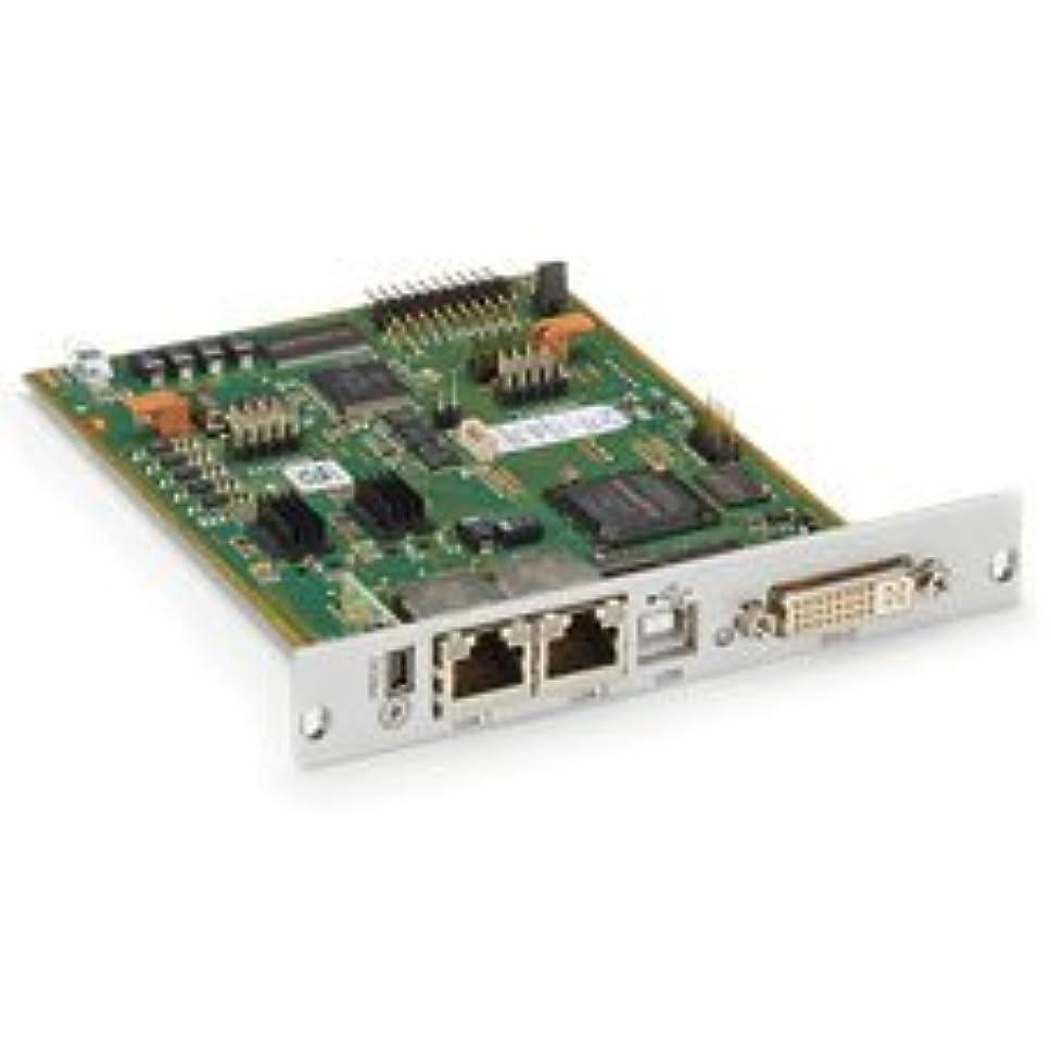 職人運賃スピーカーDKM FX トランスミッターモジュラーインターフェースカード、冗長伝送、DVI-D、USB HIDオーバーCATX。