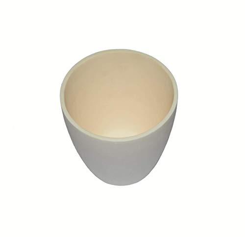LLF 99.3% alúmina crisol Al2O3 de óxido de aluminio ensayo de óxido de aluminio para laboratorio