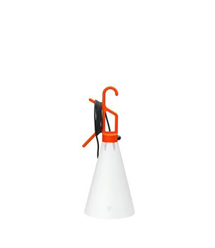 Flos Mayday Lampada, E27, 60 watts, Alluminio, Arancione