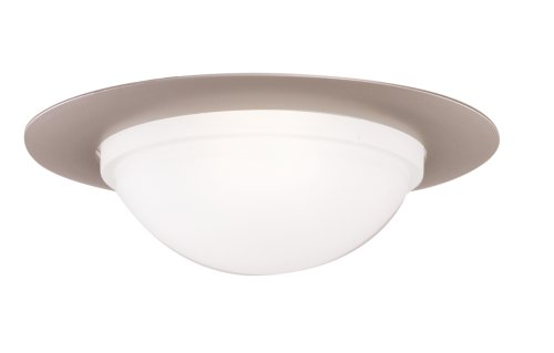 Emerald P100TW One-Light 5-Inch Recessed Ceiling Light Fixture Kit with Low Profile