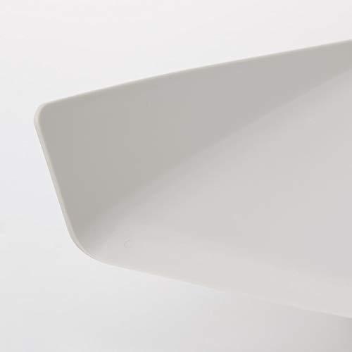 無印良品卓上ほうき(ちりとり付き)幅16×奥行4×高さ17cm15259809ライトグレー