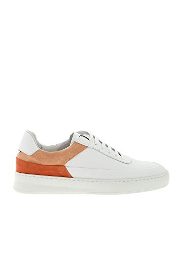 Filling Pieces Luxury Fashion Herren 42127991008 Weiss Leder Sneakers | Frühling Sommer 20