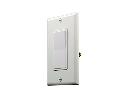 Skytech WS Wired Wall Mounted On/Off Fireplace Control