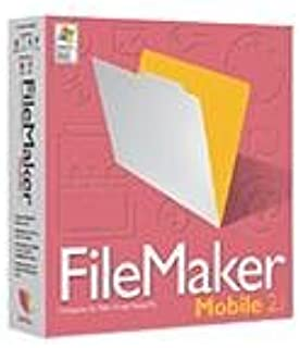 Filemaker Mobile 2.1 French multilingual