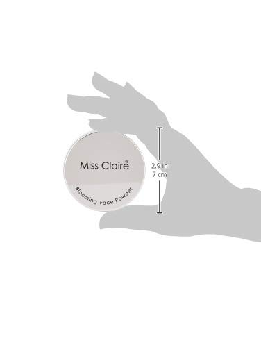 Miss Claire Blooming Face Powder Translucent Tl5, Brown, 7 g