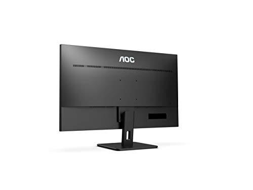 AOC Q32E2N – 32 Zoll QHD Monitor (2560×1440, 75 Hz, HDMI, DisplayPort) schwarz - 6