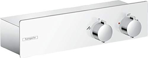Hansgrohe Thermostat ShowerTablet 350 Brause Aufputz DN15 weiss/chrom, 13102400