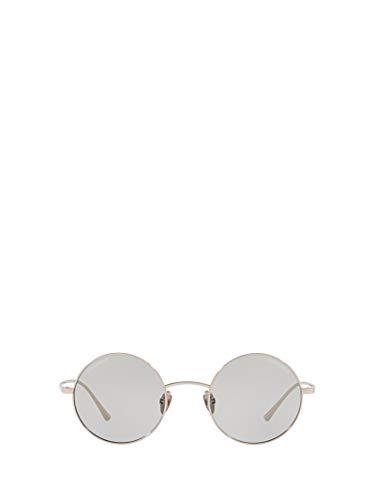Luxury Fashion | Chanel Dames CH4257TC12487 Brons Metaal Zonnebrillen | Seizoen Permanent