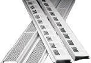 Continuous Aluminum Soffit and Under Eave Vent - Retrofit by Air Vent