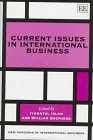 Current Issues in International Business (New Horizons in International Business)の詳細を見る
