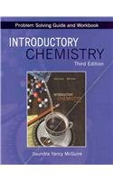 Introductory Chemistry- Problem Solving Guide + Workbook 0805305483 Book Cover