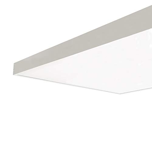 Kit de Superficie Paneles 120x60cm Blanco efectoLED
