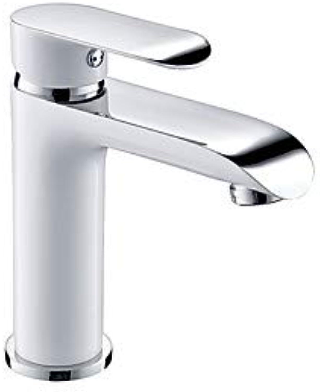 AFFC Moderne Mittellage Keramisches Ventil Einhand EIN Loch Korrektur Artikel, Waschbecken Wasserhahn