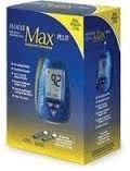 nova Max PLUS Blood Glucose Monitoring System by Nova Max
