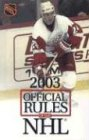 Official Rules of the Nhl 2003
