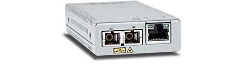 Allied Telesis AT-MMC2000/SC - Conversor de Medios de Fibra óptica GigE 10Base-T,...