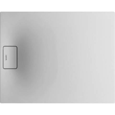 Duravit douchebak Stonetto 1000x900x50mm rechthoekig, beton grijs, 720166180000000