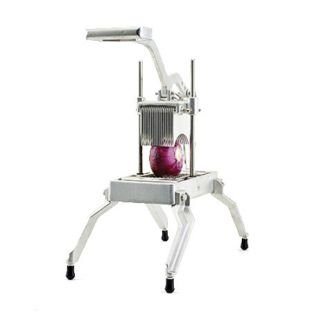 """Winco OS-188, Kattex Onion Quick Slicer with 3/16"""" Stainless Steel Blade, Onion Chopper Cutter"""