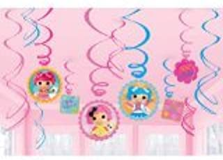 """amscan Swirl Decorations 