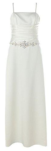 Laura Scott Wedding® Brautkleid Kleid Hochzeit Hochzeitskleid Champagner 34