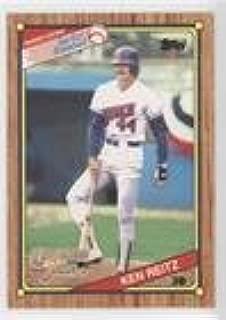 Ken Reitz (Baseball Card) 1989-90 Topps Senior Professional Baseball Association - Box Set [Base] #35