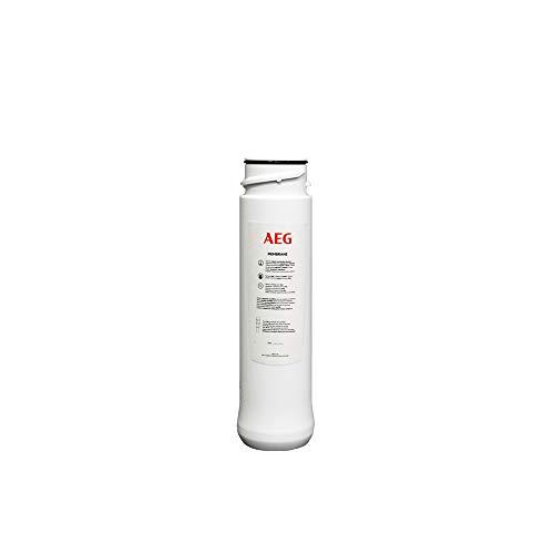AEG Membran zur Wasserfiltration von Wasser Osmose Trinkwasser Unter der Spüle / Für AEGRO Filtration System / Zeit 1 Jahr (weiß)