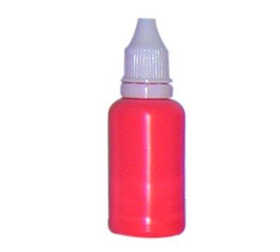 Airbrush Fluoreszens Fingernagelfarbe Fengda fluorescent scarlet