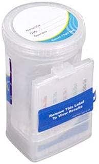 25 Pack of 5-Panel EZ Cup II Drug Testing Kit(COC+AMP+THC+OPI+mAMP)