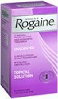 Rogaine Womens Unscented, 2 oz (Pack of 1)