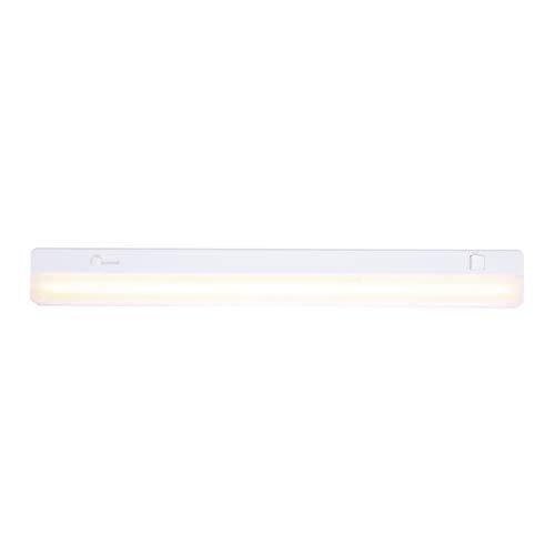 Moderne wandlamp Steinhauer 7923W (kunststof, wit) LED [EEI: A +]