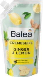 Balea Flüssigseife Ginger & Lemon Nachfüllpackung, 1 x 500 ml