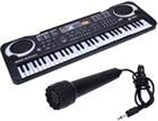 61 Keys Electronic Piano Keyboard Piano With Microphone Electronic Musical Instrument Music Keyboard Children Toy Educatio...