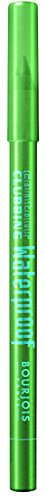 Bourjois - Contour clubbing waterproof, clapiz de ojos waterproof, morning lime