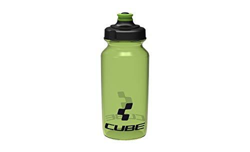 Cube Icon Fahrrad Trinkflasche 0.5 Liter grün