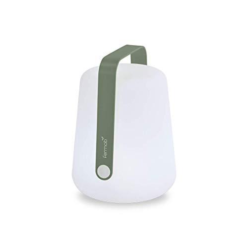 Fermob Balad mobile LED-Leuchte mit Akku Ø 19 cm H 25 cm (Kaktus)