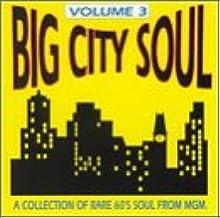Big City Soul - Rarities From M-g-m 3 / Various